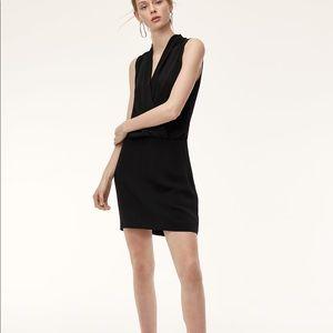 Aritzia Black Babaton dress Phoenix dress NWOT